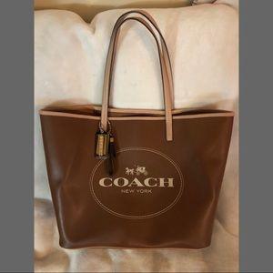 Coach tote